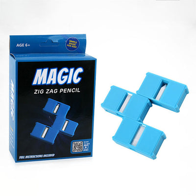 Easy To Learn Magic Props Crash Dice Broken Pencil To Restore Magic Close-range Magic