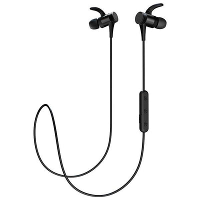 Bluetooth Earbuds, 9 Hours Playback Magnetic Wireless Headphones w/Mic, IPX7 Waterproof V4.1 Wireless Earbuds, CVC6.0 Noise Cancelling Sport Bluetooth Earphones for Running, Workout, Jogging