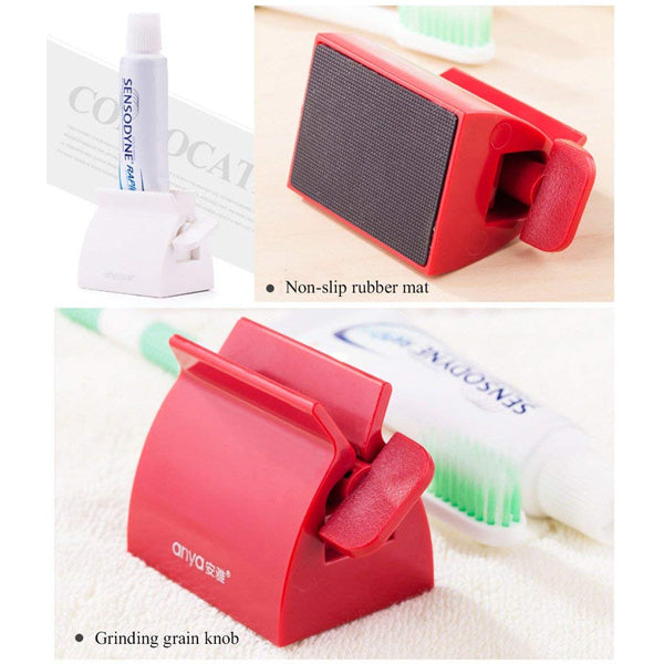 Creative Manual Toothpaste Clamp Cleanser Hand Cream Squeezer