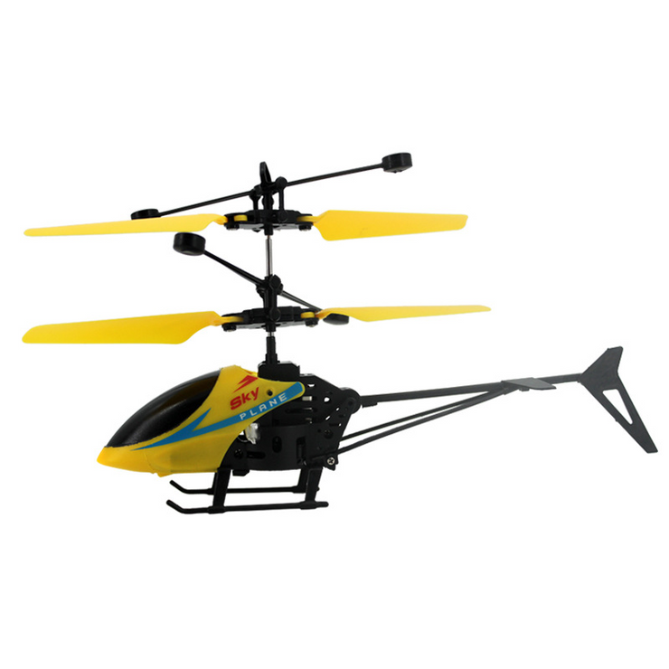 Mini Drone Flying Helicopter Aircraft Drone Infrared Induction Toys