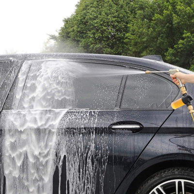 High-pressure Power Water Gun, Hose Wand Nozzle Cleaning Tool for Car Washing, Garden Watering, Window Cleaning