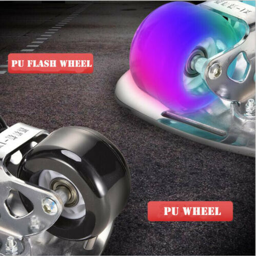 Freeline Roller Road Drift Board Skates Anti-slip Plate Aluminum Truck Portable