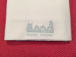 Pillow Cases with Sewanee Quad