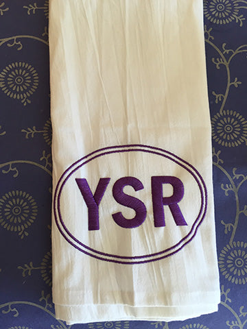 Sewanee YSR, Kitchen Flour Sack Towel