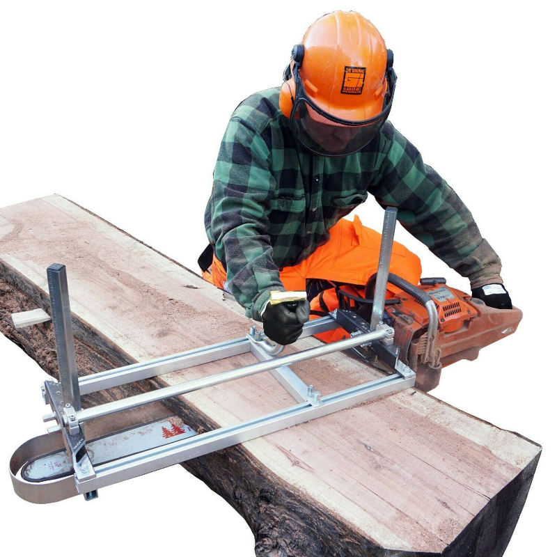 "Portable Heavy Duty Mobile Chainsaw Sawmill 36"" - G O O L  D E A L S"
