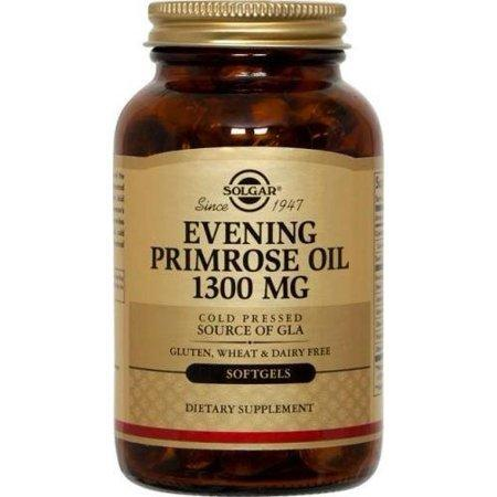 Solgar Evening Primrose Oil 1300 mg Softgels, 30 Ct