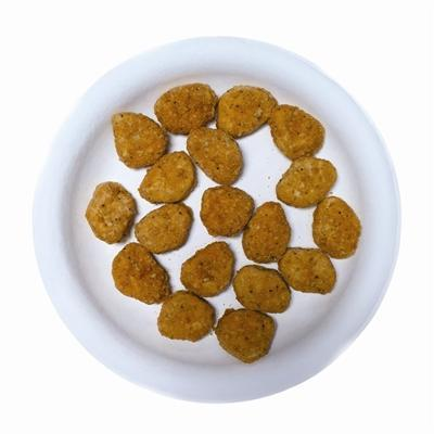 CBD Surplus Freeze Dried Fully Cooked Chicken Nuggets 1 Can For Pets