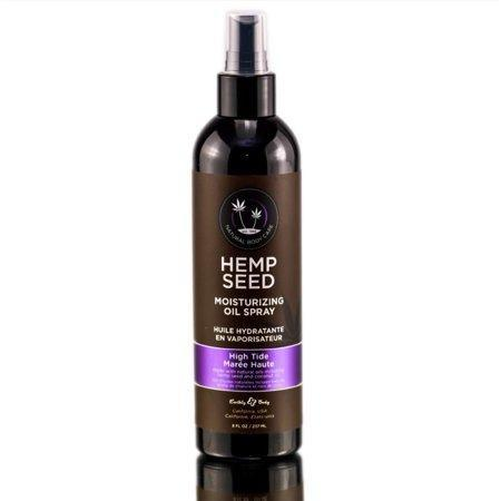 Earthly Body Hemp Seed Moisturizing Oil Spray (High Tide)