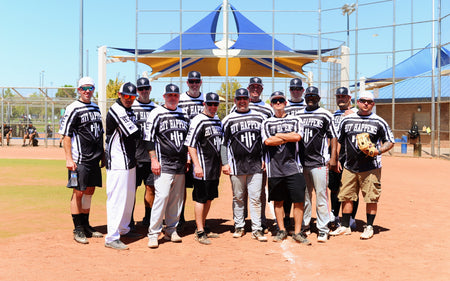 California Highway Patrol gets sponsored for their 2019 Annual Softball tournament in Las Vegas, NV