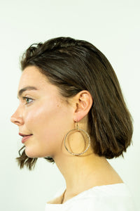 Gipsy Creole Earrings