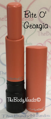 Bite O' Georgia MAC Lipstick Sample