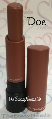 Doe MAC Lipstick Sample