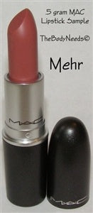 Mehr MAC Lipstick Sample