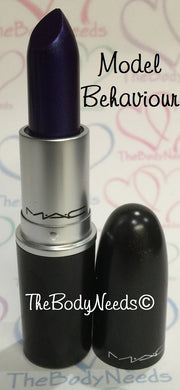 Model Behaviour MAC Lipstick Sample
