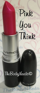 Pink You Think? MAC Lipstick Sample