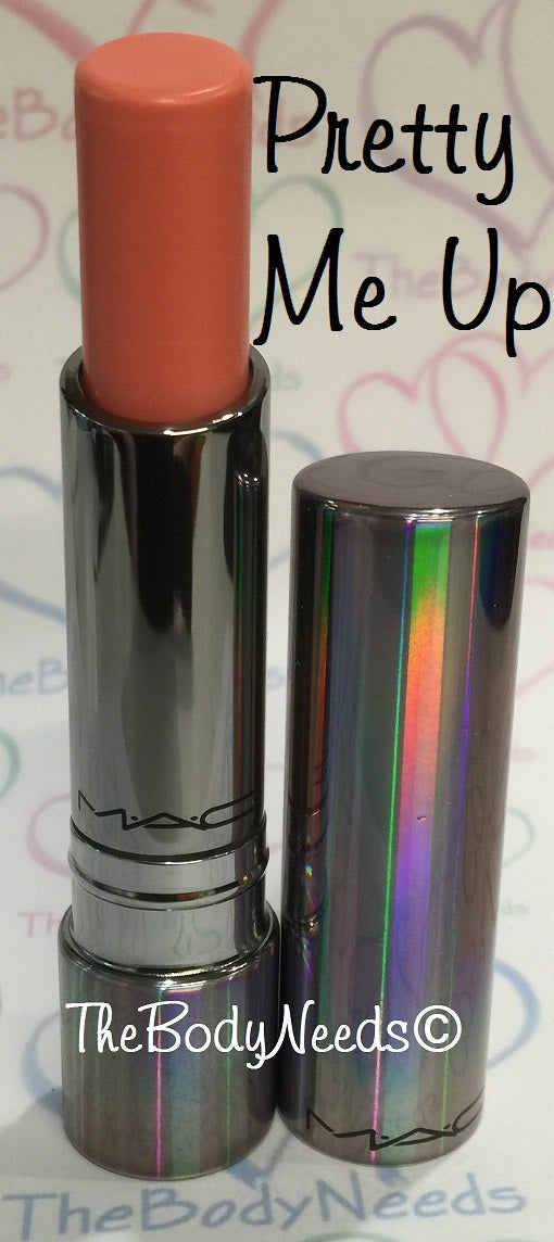 Pretty Me Up MAC Tendertalk Lip Balm Sample