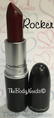 Rocker MAC Lipstick Sample