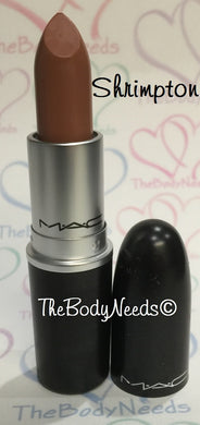 Shrimpton MAC Lipstick Sample