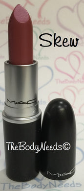 Skew MAC Lipstick Sample