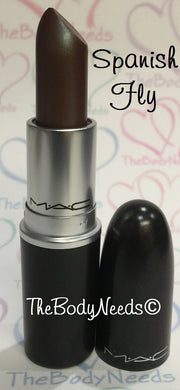 Spanish Fly MAC Lipstick Sample