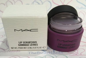 Summer Berry MAC Lip Scrubtious Sample