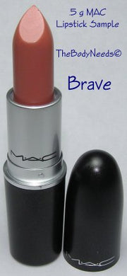 Brave MAC Lipstick Sample