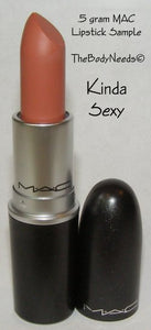 Kinda Sexy MAC Lipstick Sample