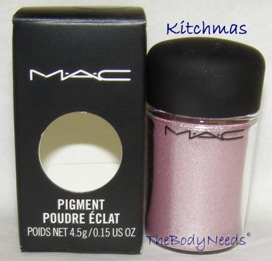 Kitchmas MAC Pigment Sample