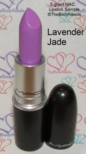 Lavender Jade MAC Lipstick Sample