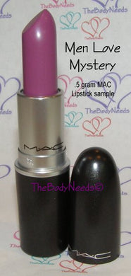 Men Love Mystery MAC Lipstick Sample