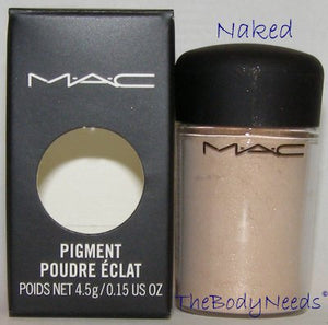 Naked MAC Pigment Sample