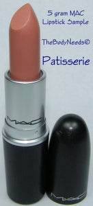 Patisserie MAC Lipstick Sample