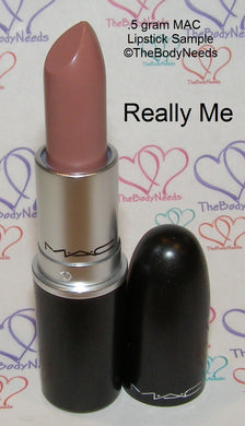 Really Me MAC Lipstick Sample