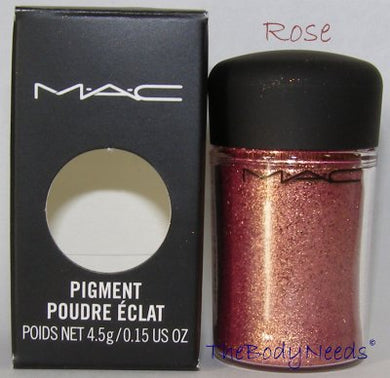 Rose MAC Pigment Sample