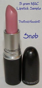 Snob MAC Lipstick Sample