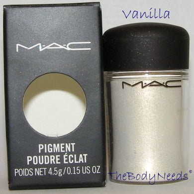 Vanilla MAC Pigment Sample