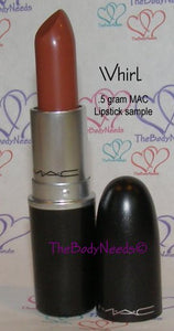 Whirl MAC Lipstick Sample