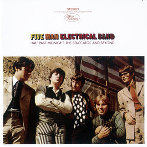 Used - Five Man Electrical Band - Self Titled - LP