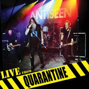 Antiseen - Live From Quarantine - LP + DVD