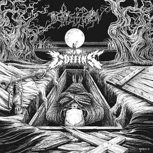 Coffins/Depression - Split - LP