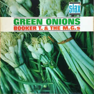 Booker T & The MG's - Green Onions - LP