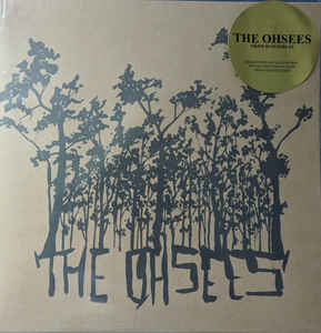 "New - Thee Oh Sees - Grave Blockers - 12"" EP"