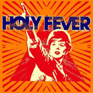 New - Holy Fever - Self Titled 7""