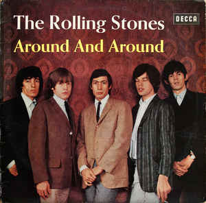 The Rolling Stones - Around And Around - LP