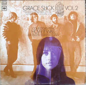 Slick, Grace & The Great Society - Vol. 2 - LP