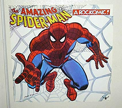 Used - The Amazing Spiderman - A Rockomic / From Beyond the Grave - LP