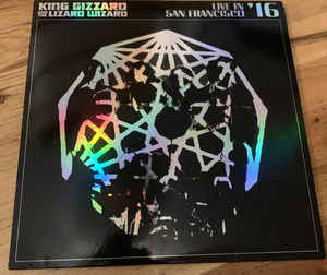 New - King Gizzard & The Lizard Wizard - Live In San Francisco '16 - 2xLP