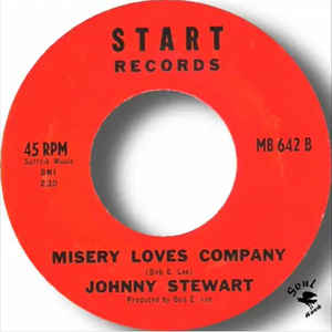 Stewart, Johnny - C'mon And Monkey With Me - 7""