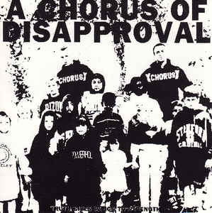 New - A Chorus Of Disapproval - Truth Gives Wings To Strength - LP