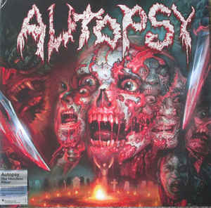 Used - Autopsy - Headless Ritual - LP